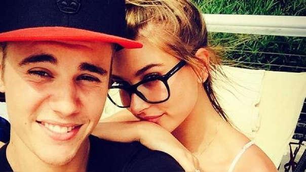 Justin Bieber está comprometido con Hailey Baldwin