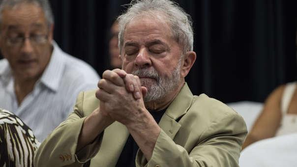 FILES-BRAZIL-Jcumple una condena de 12 años y un mes de cárcel en la sede de la Policía Federal de CuritibaAIL-LULA DA SILVA-RELEASE