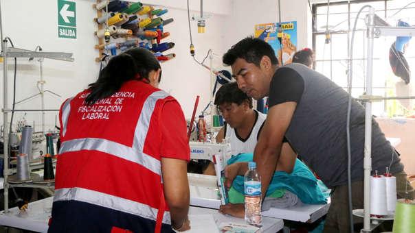 Sunafil asumirá por ocho años las competencias de los gobiernos regionales en el tema de inspecciones laborales.