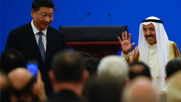 CHINA-ARAB-DIPLOMACY
