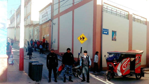 Colegio Otuzco