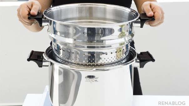 La ollas a presión del modelo 2153, de 9 litros, serán parte de esta campaña de revisión.