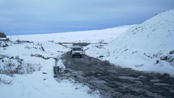 Arequipa nevadas
