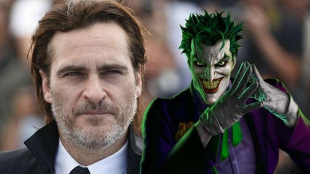 Bomba en Ciudad Gótica: se confirmó que Joaquin Phoenix será el Joker