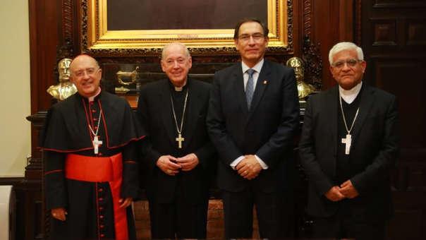 Reunión de la Conferencia Episcopal