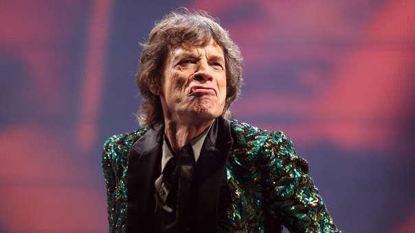 Mick Jagger cumple 75 años.