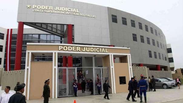 En la víspera se declaró en emergencia la Corte del Callao por 60 días.