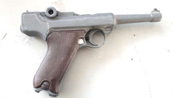 Luger P08 Parabellum calibre 22