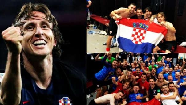 Es la primera vez que Croacia llega a una final del Mundial su mayor logro había sido ocupar el tercer puesto en 1998.