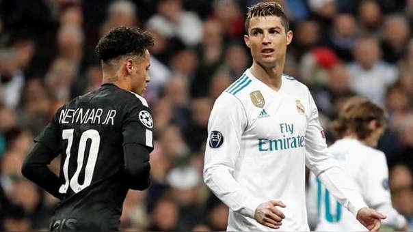 Neymar - Cristiano Ronaldo