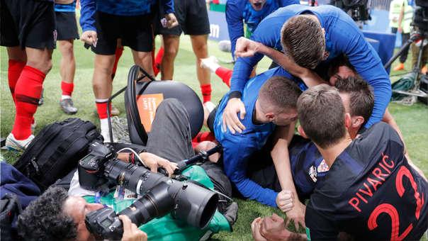 Croacia intentará conseguir su primer Mundial en Rusia 2018 cuando enfrente a Francia.