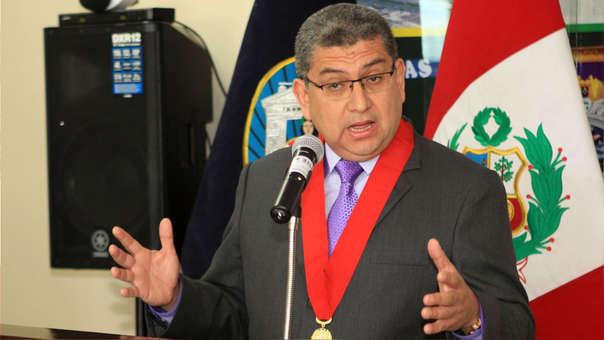 Walter Ríos presentó su carta de renuncia este viernes.