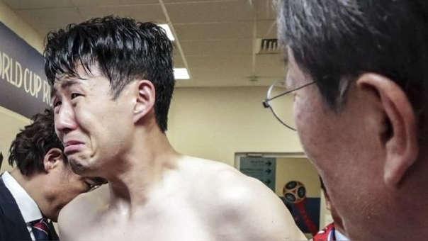 Son Heung-min marcó un golazo en la derrota de Corea del Sur ante México.
