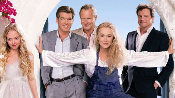 Amanda Seyfried, Pierce Brosnan, Stellan Skarsgård, Meryl Streep y Colin Firth, protagonistas de la secuela de