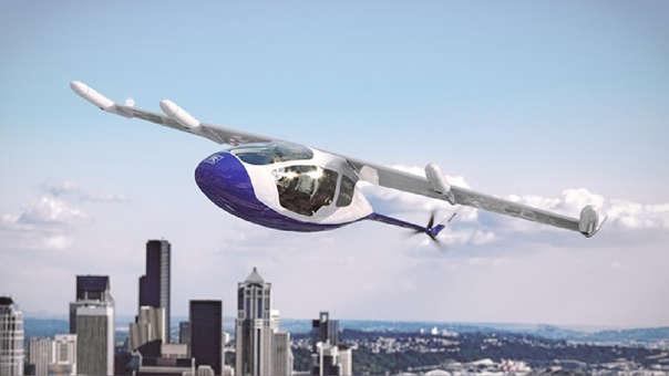 Rolls-Royce presentó su taxi volador EVTOL