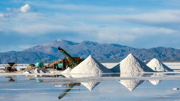 Hallan reserva de oro blanco más grande del mundo en Perú