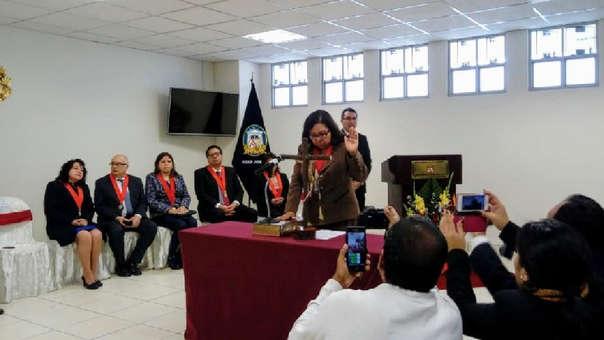 Con especialidad en la jurisdicción laboral, la nueva presidenta de la Corte del Callao cuenta con trayectoria en el Poder Judicial.