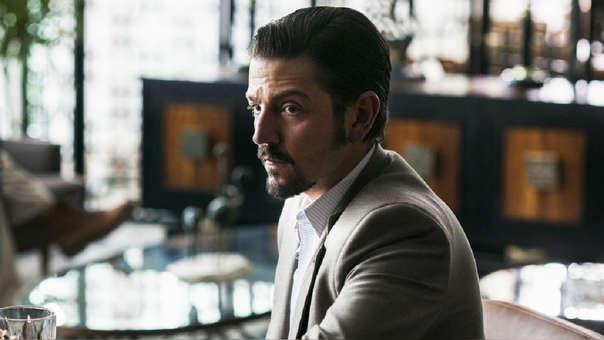 Narcos: México. Diego Luna interpreta a Miguel Ángel FéliX Gallardo.