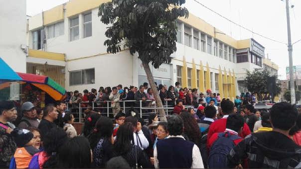 Colegio de Cañete
