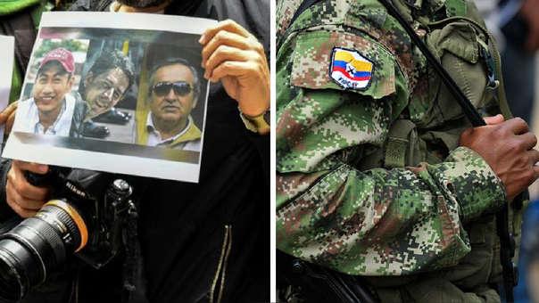 Capturan a hombre de 'Guacho' implicado en asesinato de periodistas ecuatoriano