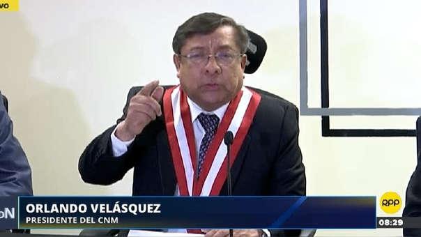 Orlando Velásquez