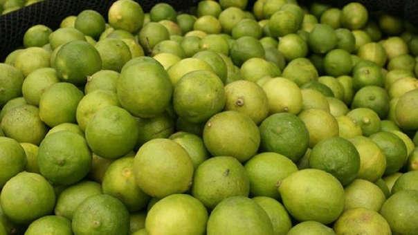 Hace un año, el Minagri afirmaba que alza del limón ocurrida esa época del año, respondía en parte a la especulación.