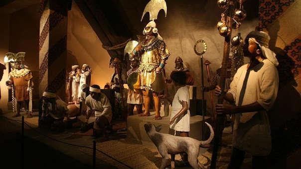 La tumba intacta del Señor de Sipán fue hallada el 20 de julio de 1987.