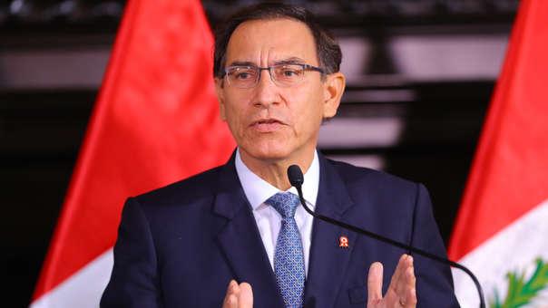 Francisco Távara es el nuevo presidente del Poder Judicial