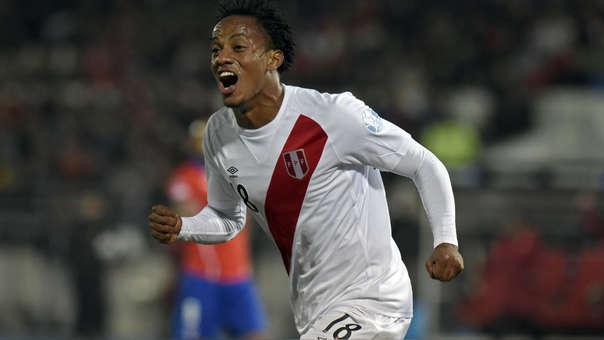 Actualmente Carillo es el jugador peruano de mayor valor según el portal Transfermarkt