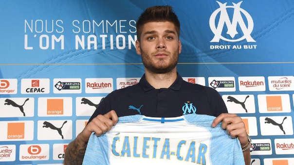 Camiseta Olympique de Marseille Duje CALETA-CAR