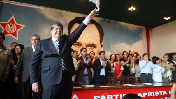 Alan García Perez