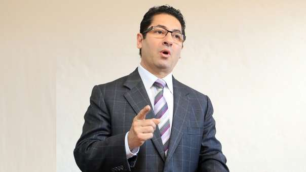 Salvador Heresi renunció al Minjus a pedido del presidente Vizcarra.