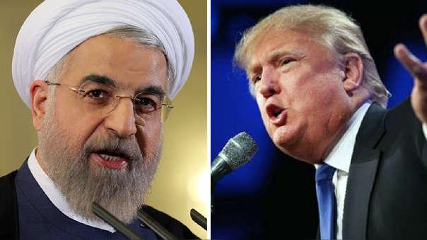 Irán - Estados Unidos