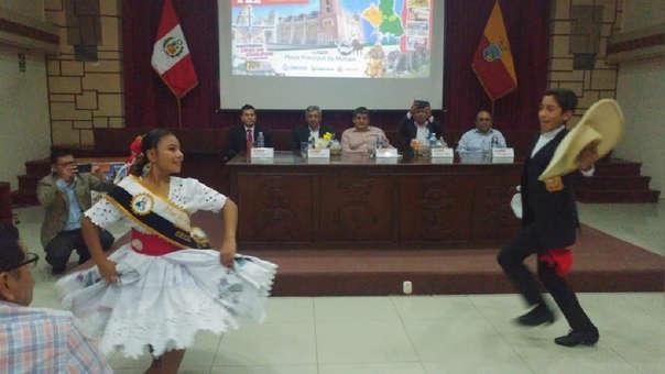 Autoridades de Lambayeque y Cajamarca presentaron las actividades de la feria