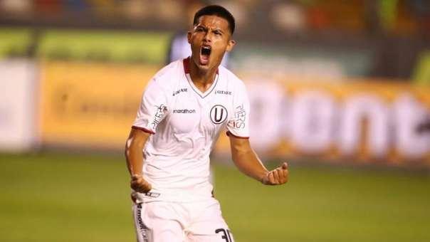 Anthony Osorio anotó su primer gol de la temporada ante Alianza Lima.