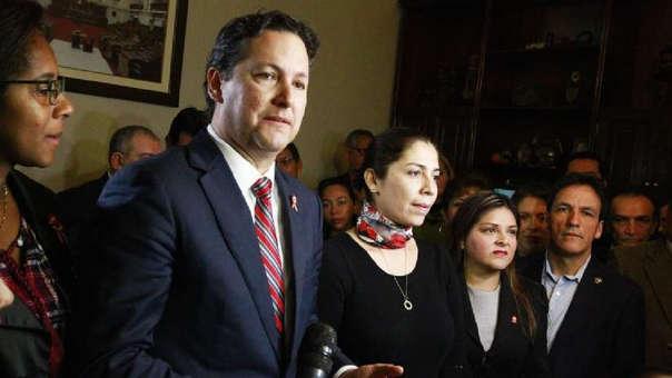 Congresistas solicitan que se rechace la lista a la Mesa Directiva formada por Fuerza Popular.