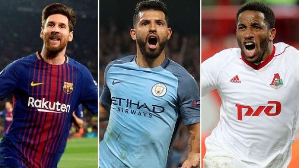 Liga Santander, Premier League y Liga Rusa