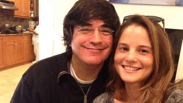 Jaime Bayly y Silvia Núñez del Arco se casaron en el 2010 en Miami.