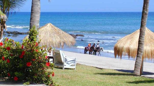 Las playas del norte entre los destinos favoritos en estas fiestas.