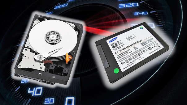 El cambio de disco duro tradicional a una SSD no solo trae beneficios en el performance de una PC