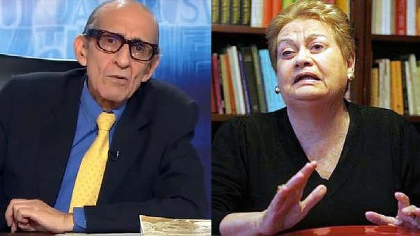 Marco Aurelio y Martha Hildebrandt