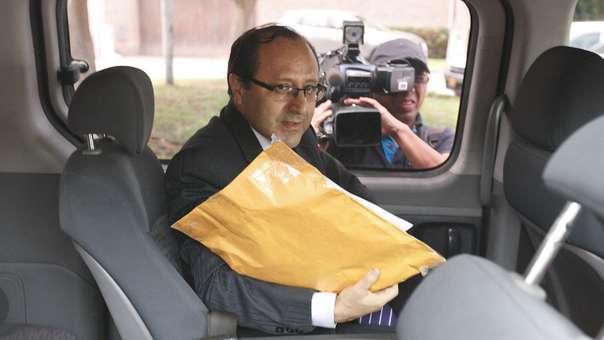 Fiscal Hamilton Castro es apartado del equipo que investiga el caso Odebrecht y otras empresas.