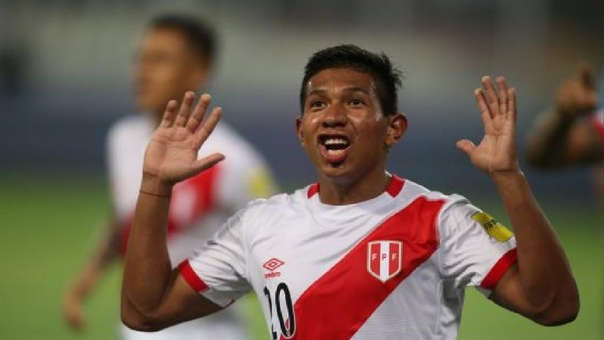 Edison Flores fue titular en los tres partidos que jugó la Selección Peruana en el Mundial Rusia 2018.