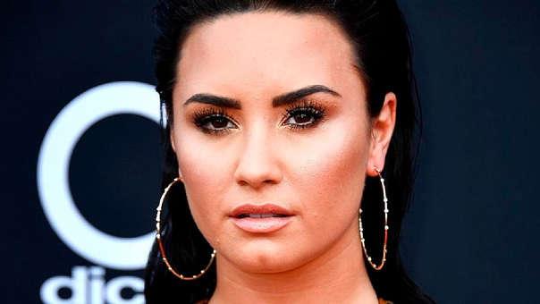 La foto que Demi Lovato había compartido con sus seguidores en su peor meomento