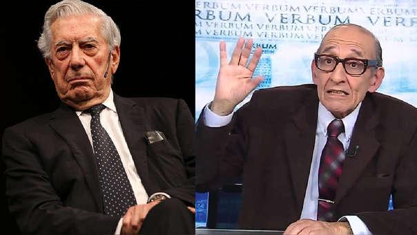 Mario Vargas Llosa fue criticado en más de una oportunidad por Marco Aurelio Denegri.