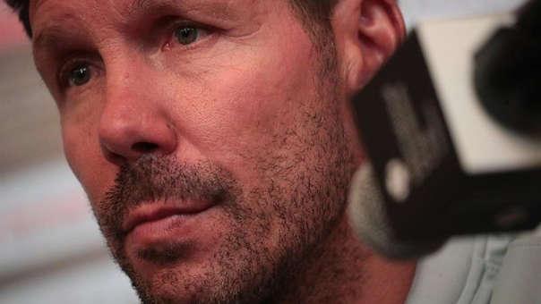 Simeone aclara a Messi por polémicas declaraciones