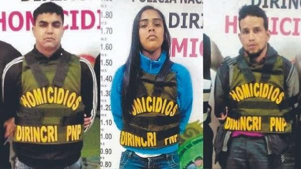 Los detenidos se habían refugiado en una vivienda en San Juan de Miraflores.