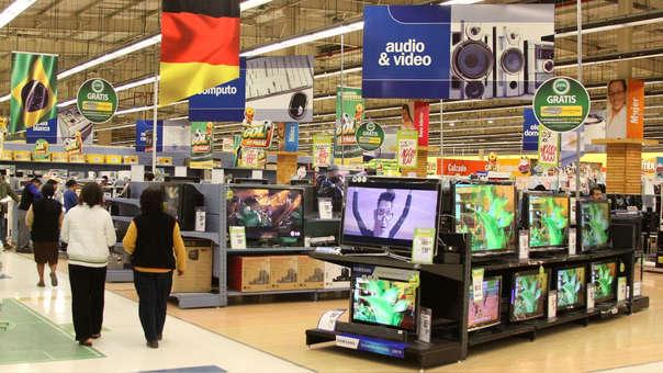 La venta de televisores creció más de 20% en el año, de acuerdo con la consultora Kantar Worldpanel