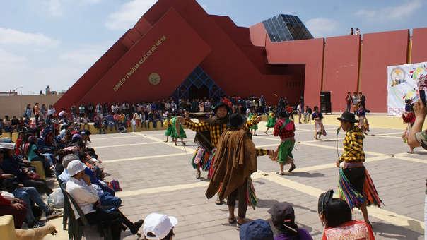 Turistas abarrotaron museo Tumbas Reales Sipán