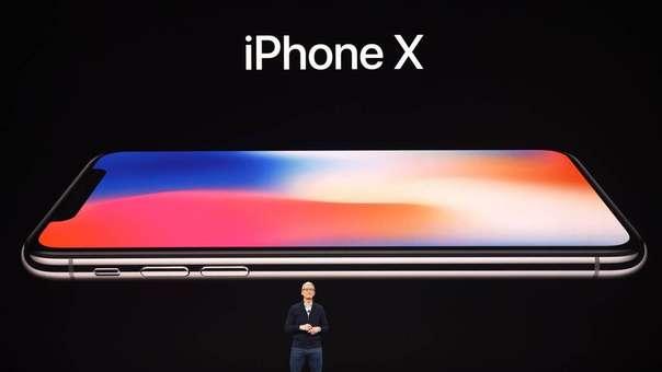 el iPhone X llegó a imponer un nuevo diseño y el